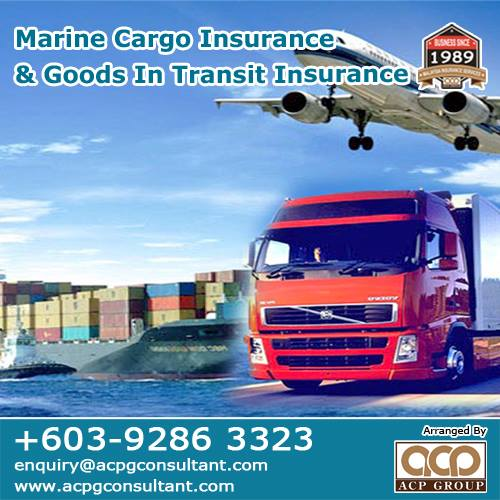 Marine and Cargo Insurance FB Wall