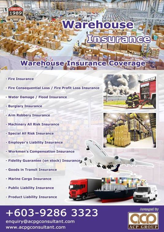 Warehouse Insurance FB A4